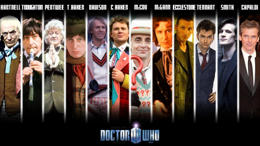 WIDN Wednesday; De Doctor Who sjaal